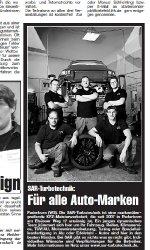 Wochenspiegel-SAR-Turbotechnik