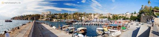 Antalya Yachthafen