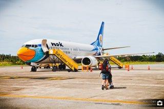 Flug von Nakhon Si Flughafen nach Bangkok